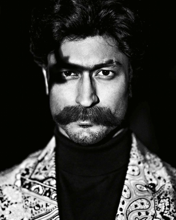 Vidyut Jamwal Different Look Photo Shoot For GQ India Magazine July 2013