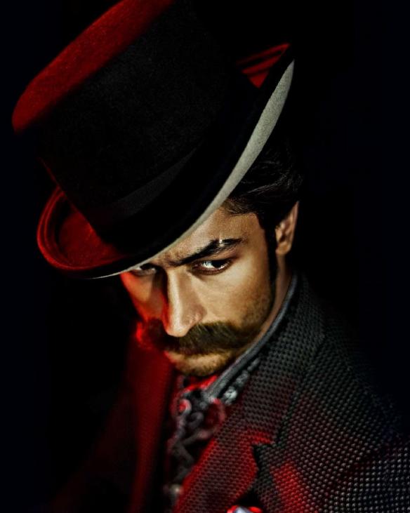 Vidyut Jamwal Hot Fashionable Look Photo Shoot For GQ India Magazine July 2013