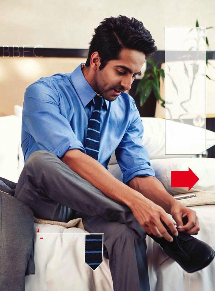 Ayushmann Khurrana For Men's Health Magazine July 2013
