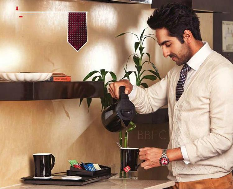 Style Icon Ayushmann Khurrana Shoot For Men's Health July 2013