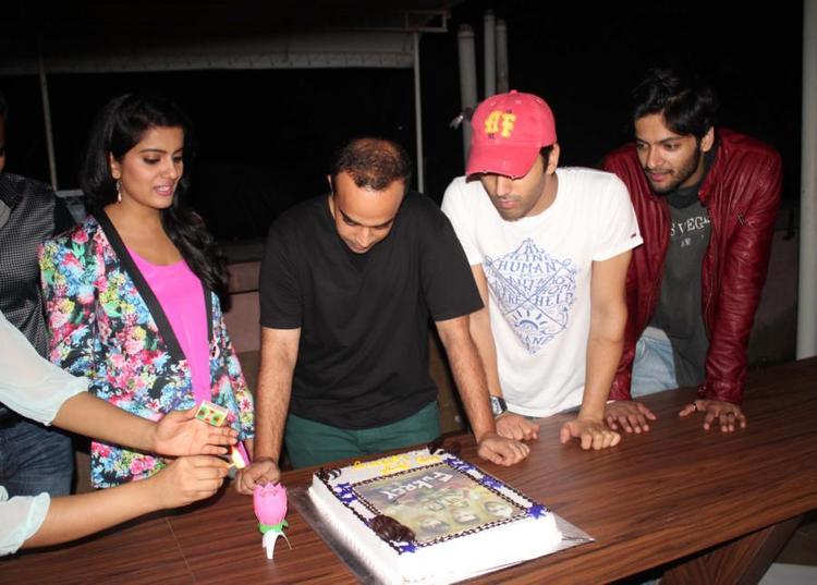 Cast And Crew Celebrate Fukrey Movie Success Party