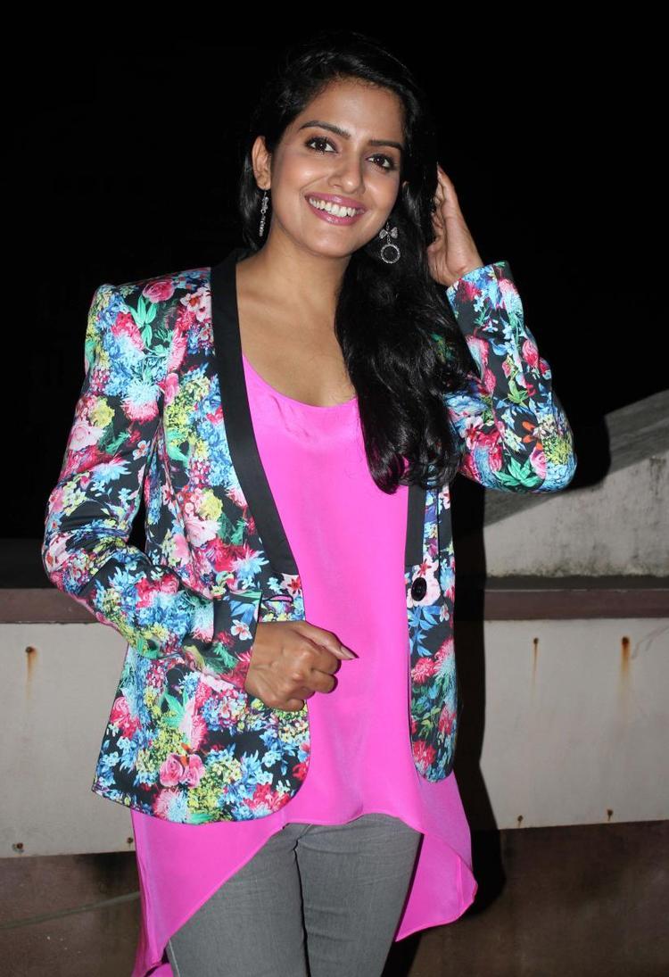 Vishakha Singh Grace The Fukrey Movie Success Party