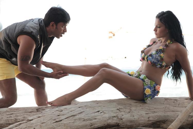 Veena Malik Hot And Bold Photo Shoot For Silk Sakkath Hot In Thailand