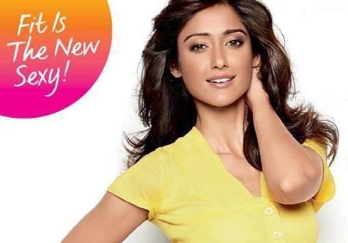 Ileana D'Cruz  On The Cover Of Womens Health India