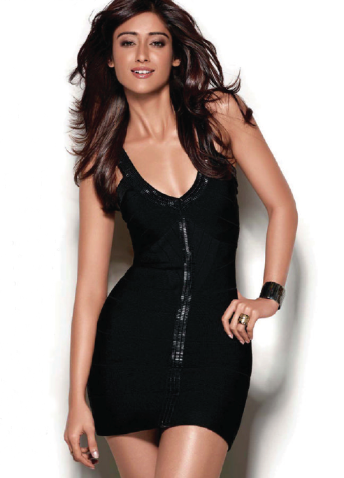 Ileana D'Cruz Spicy Glamour Still For Womens Health India 2013