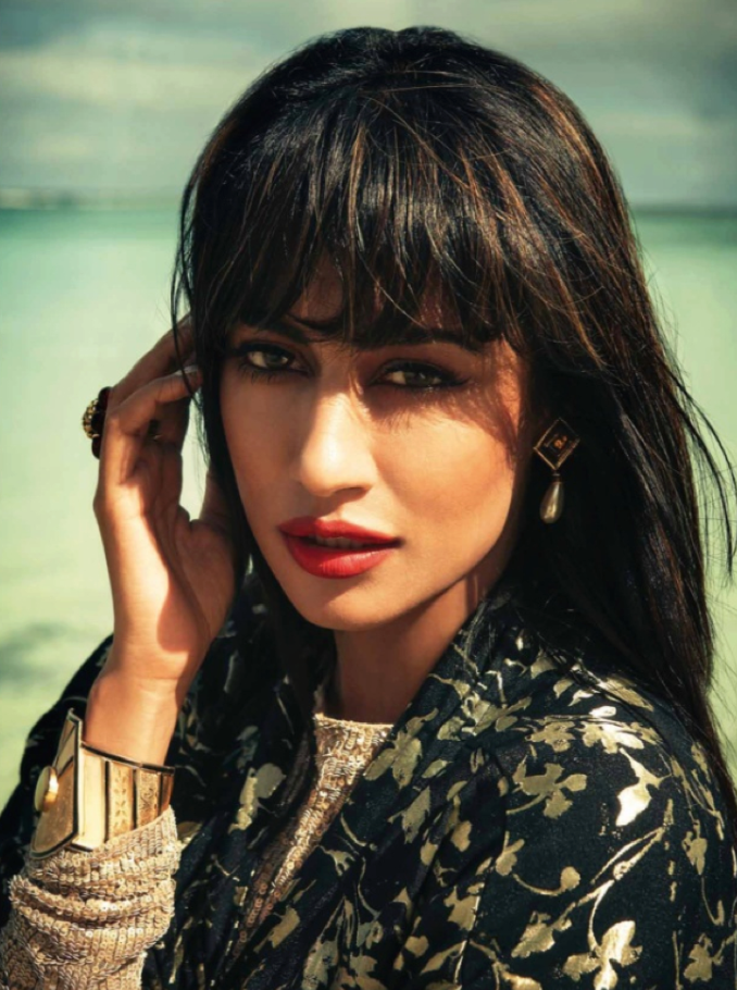 Chitrangada Singh Exclusive Pic For Grazia July 2013 Issue