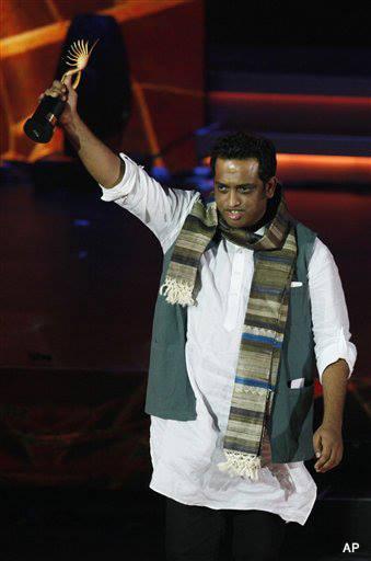 Anurag Basu Won 14th IIFA Award  Best Story For Barfi