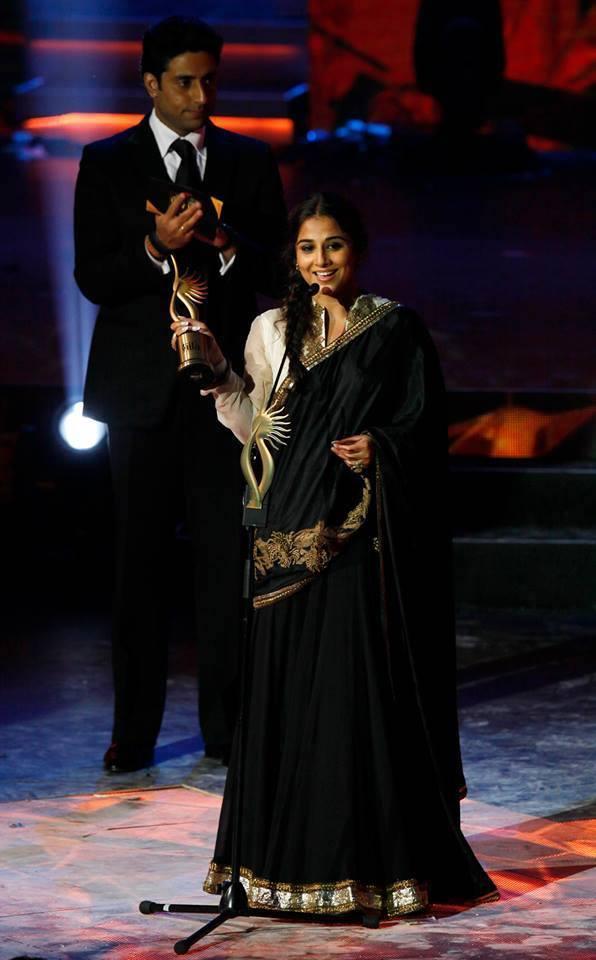 Vidya Balan Wins IIFA Best Actress For Kahaani