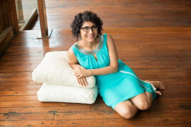Kiran Rao Looks Sexy In Light Green Color Dress For People Magazine
