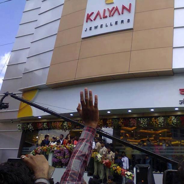 Aishwarya Unveils Kalyan Jewellers 50th Showroom In Pune