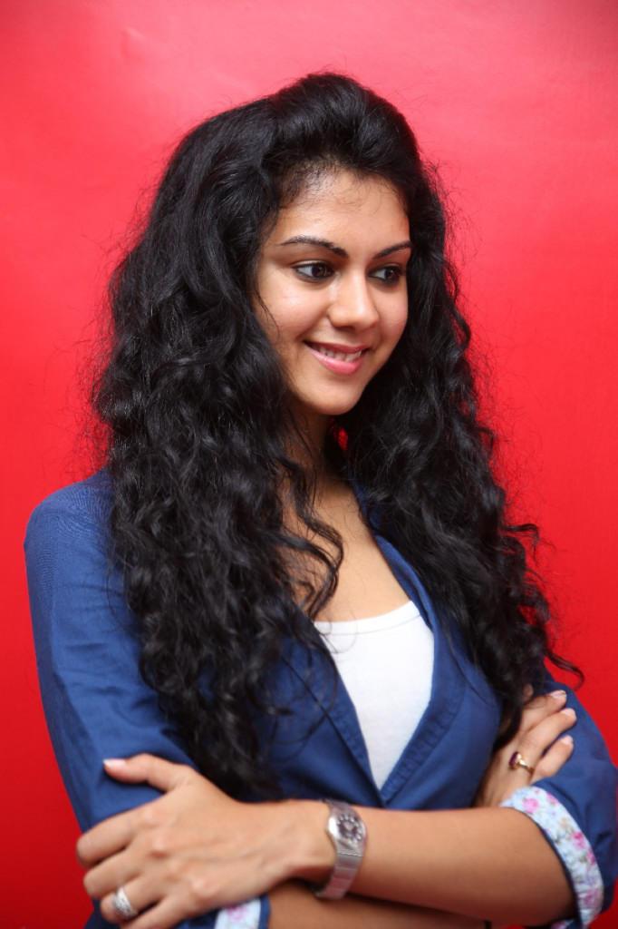 Curly Hair Beauty Kamna Jethmalani At Opening Event Of Naveena Clinic