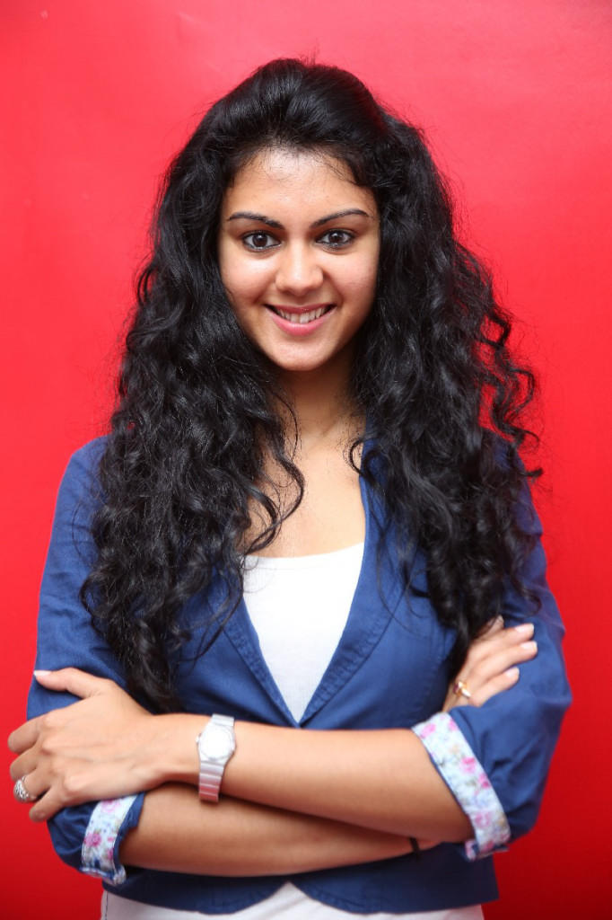 Kamna Jethmalani Strikes A Pose During The Opening Event Of Naveena Clinic
