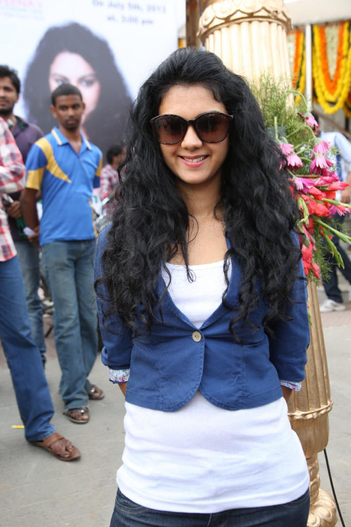 Kamna Snapped At Naveena Slimming And Cosmetic Clinic Launch Event