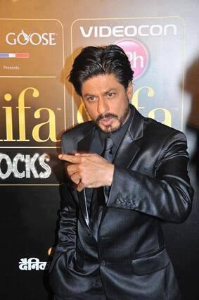 Shahrukh Khan Speaking At IIFA 2013 In Macau