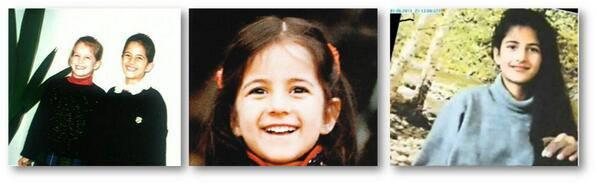 Katrina Early Years Always Flashing That Smile Photo