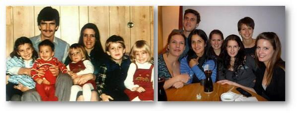 Katrina Kaif With Her Siblings Then And Now Photos