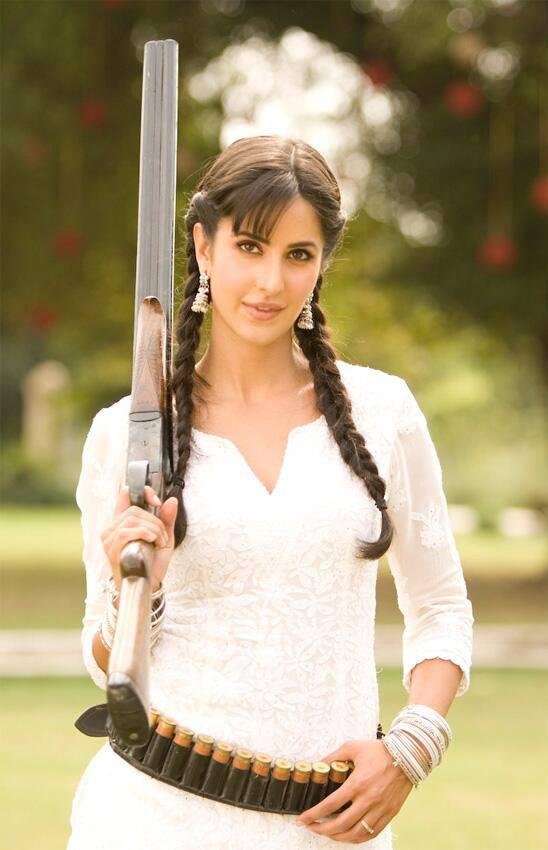 Katrina Kaif Sardar Look Nice Still