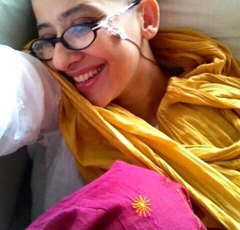 Manisha Koirala Happy Moment Cool Photo Still