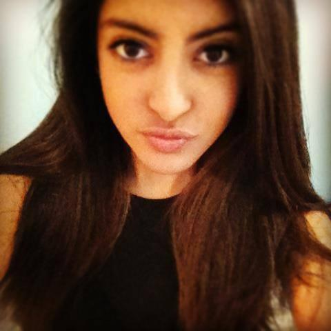 Navya Naveli Nanda Nice Cute Look Photo