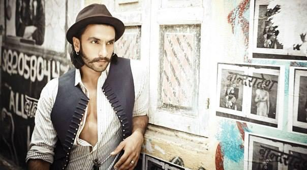 Ranveer Singh Glamour Look Photo Shoot For Rohan Shrestha