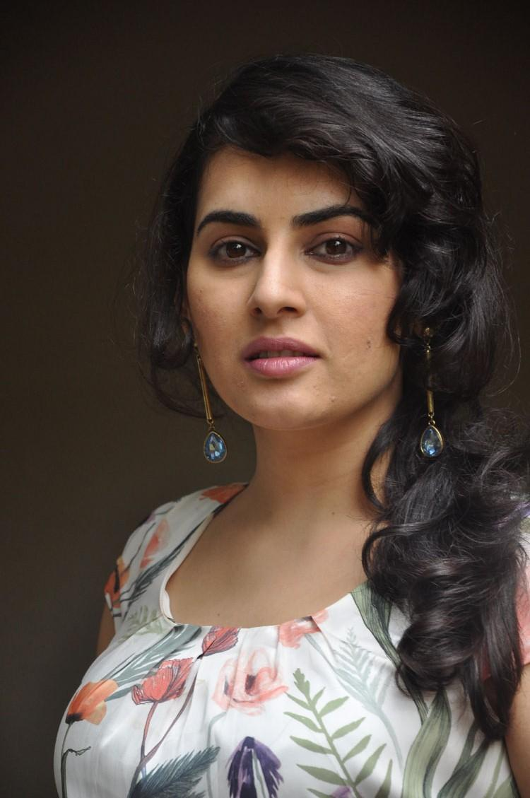 Archana Charming Face Look Still At Panchami Teaser Trailer Launch Function