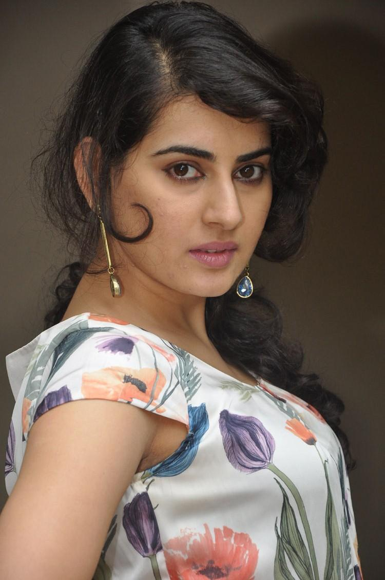 Archana Dazzling Face Look At Panchami Teaser Trailer Launch Function