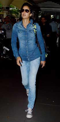 Katrina Kapoor Make Separate Exits To Avoid The Paparazzi At Airport