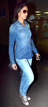 Katrina Kapoor Return From Her Spain Vacation
