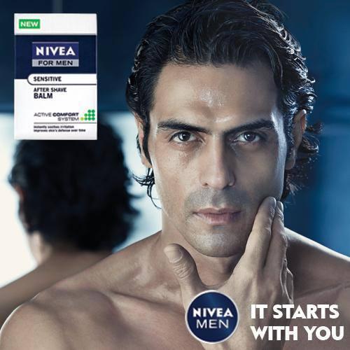 Arjun Rampals Dashing Skin For Nivea Men Ad