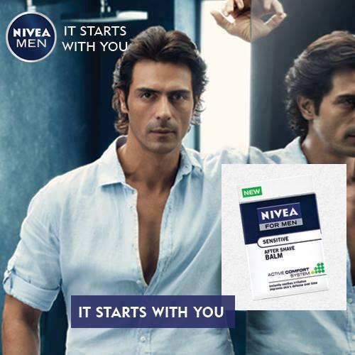 Arjun Rampals Latest Ad For Nivea Men