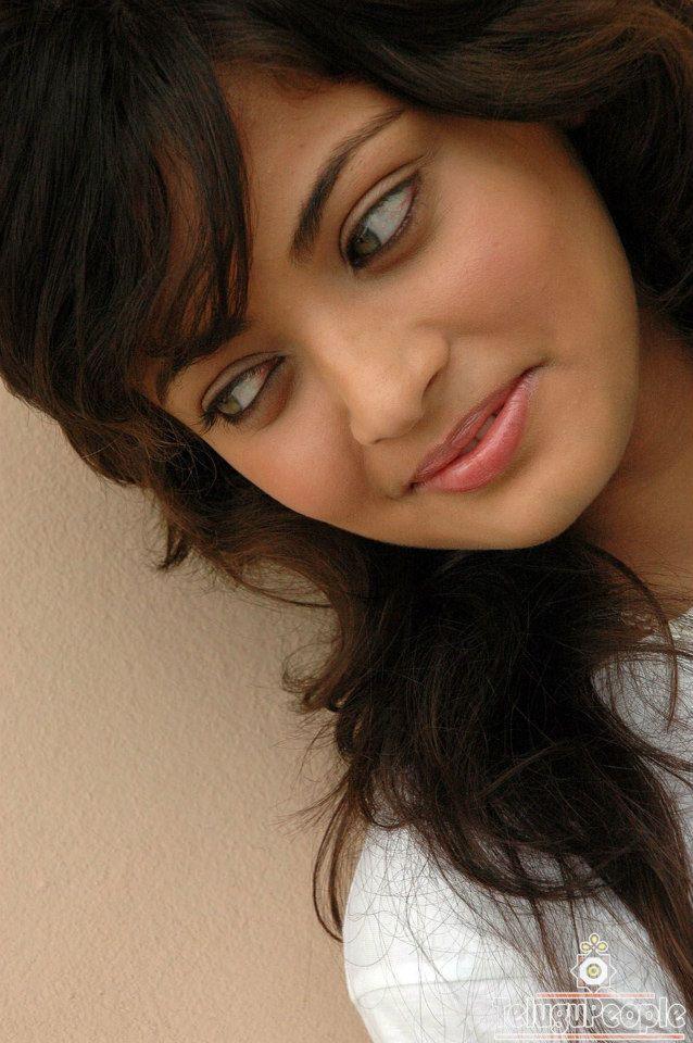 Sneha Ullal Cute Smiling Look Still