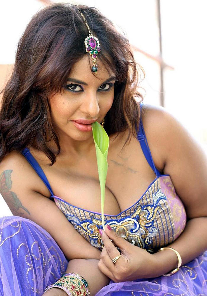 Srilekha Reddy Sizzles At Vastravarnam Expo-2013
