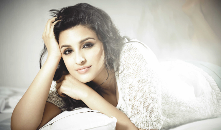 Parineeti Chopra Cool Cute Face Look Shoots For The Man Magazine July Issue 2013
