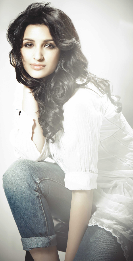 Parineeti Chopra Stunning Look Shoots For The Man Magazine July Issue 2013