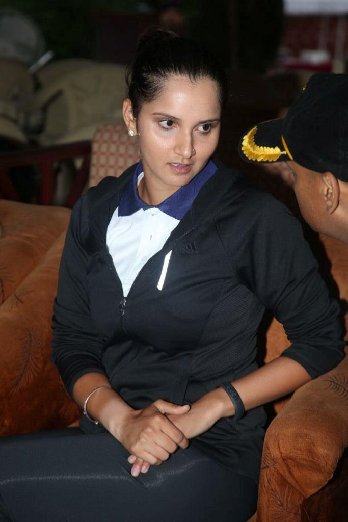 Sania Mirza Attend The MCMEC Diamond Jubilee Celebrations