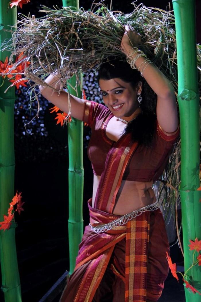 Tashu Kaushik In Village Girl Dress Nice Look Still