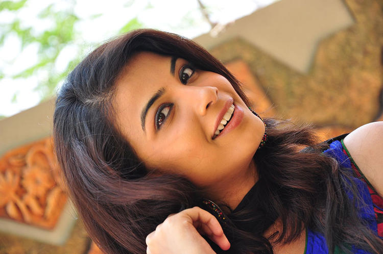 Kavya Shetty Stunning Pose Photo Shoot