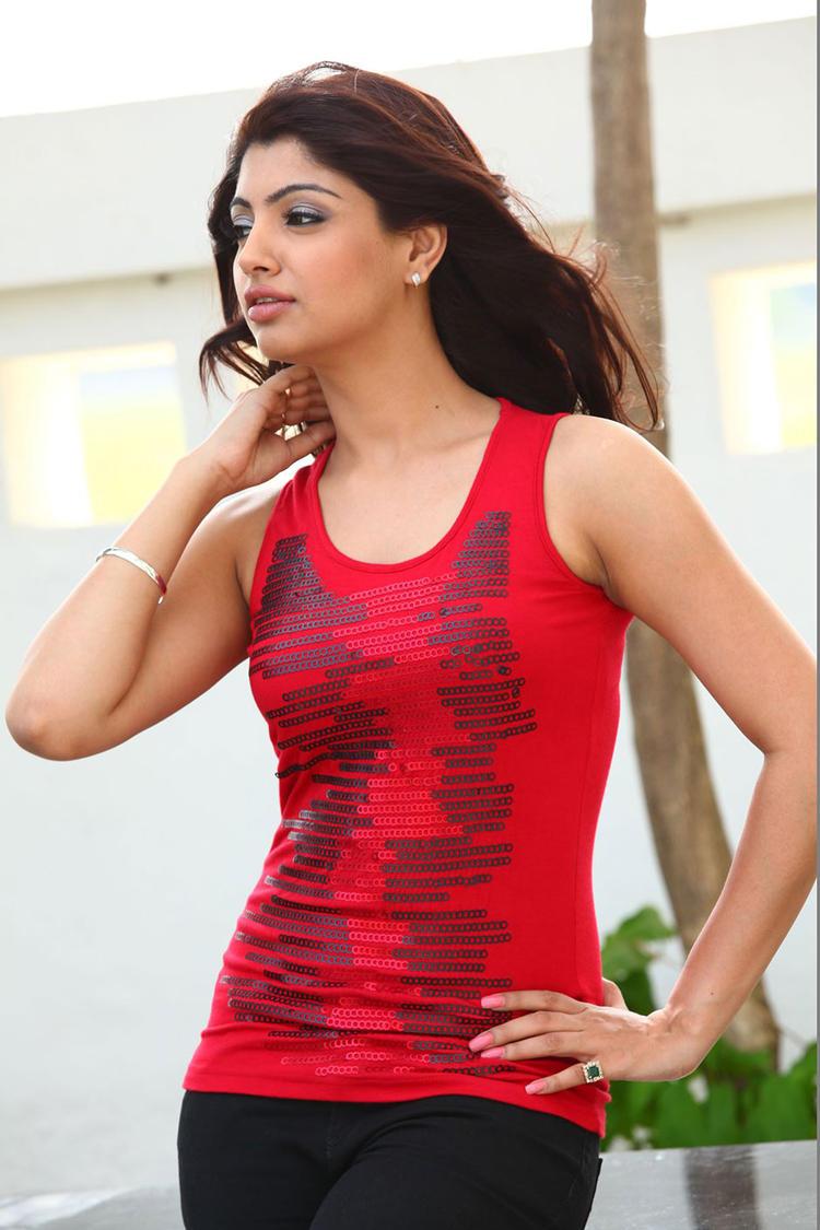 Akanksha Puri Hot And Sexy Photo Shoot In Western Look