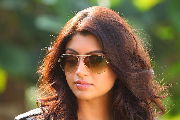 Akanksha Puri Latest Stylist Glowing Face Still