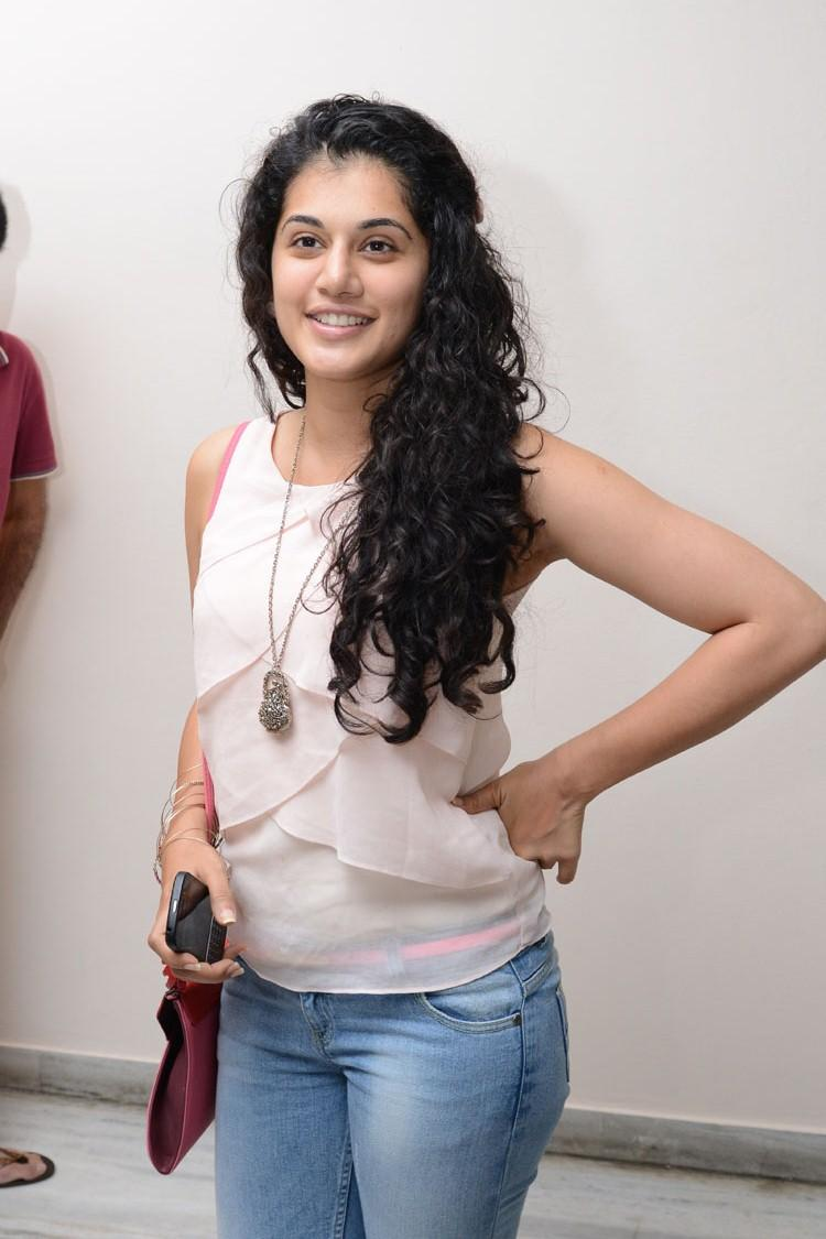 Taapsee Pannu Cool Pose Photo Still