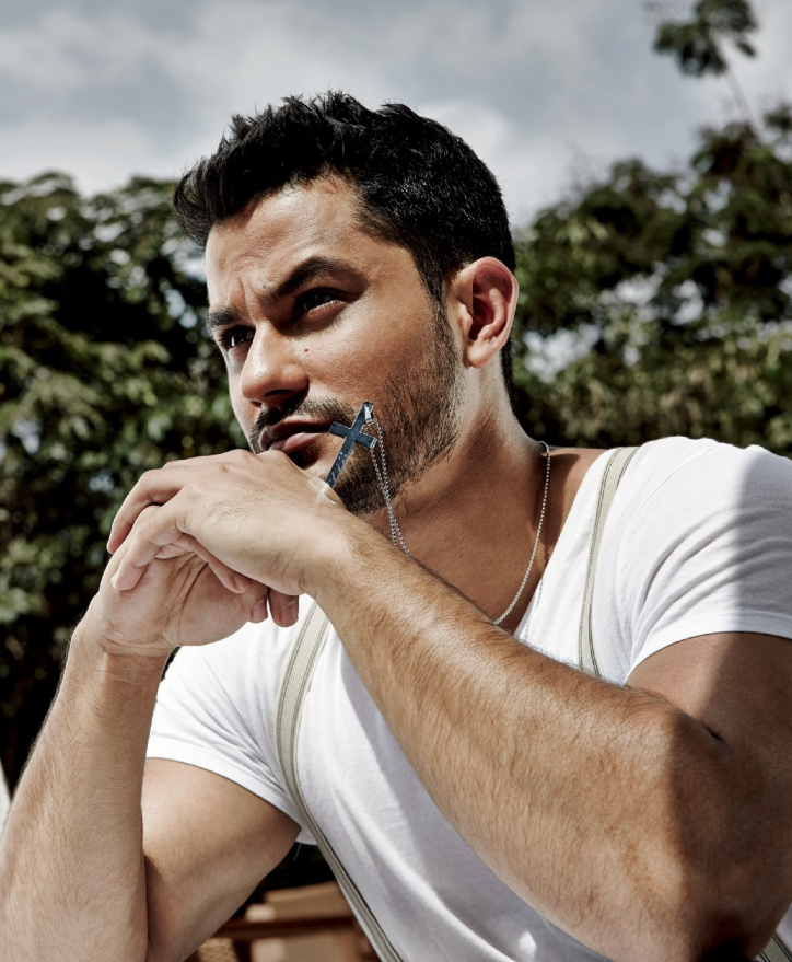 Kunal Khemu Stunning Handsome Pic For Filmfare July 2013