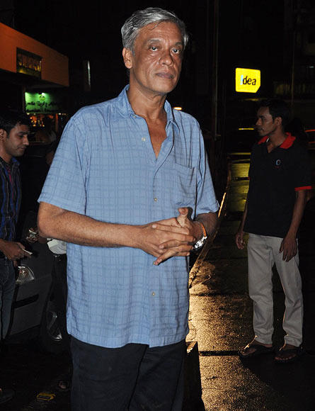 Filmmaker Sudhir Mishra Was Also Present At The Success Party