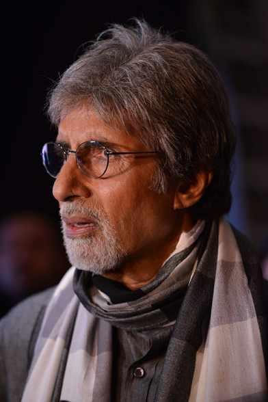 Amitabh Bachchan For Kalyan Jewellers' Ad Shoot