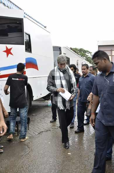 Bollywood Superstar Amitabh Bachchan Shoots With Southern Super Stars For Kalyan Jewellers