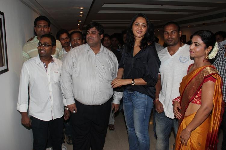 Actress Anushka at Super Mom Photo Exhibition Photo
