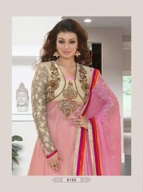 Ayesha Takia Dazzling Pic In This Party Wear Anarkali