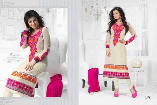 Ayesha Takia In Natasha Couture For Girls