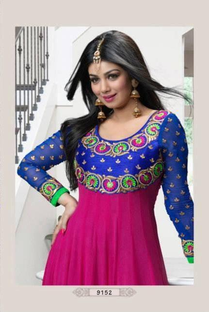 Ayesha Takia Sizzling Look Photo Shoot For New Salwar Kameez Collection 2013