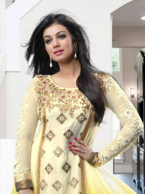 Ayesha Takia's Latest Photoshoot For An Indian Designer Wear