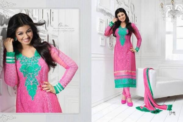 New Salwar Kameez Collection 2013 in Natasha Couture For Girls